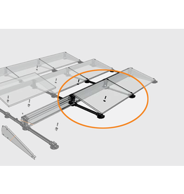Esdec FlatFix Fusion Flatfix bouwsteen: Extra paneel