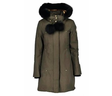 Moose Knuckles Moose Knuckles Governor Lake parka met bollen