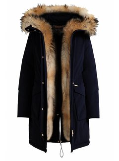 5. WOOLRICH Woolrich W's Military parka
