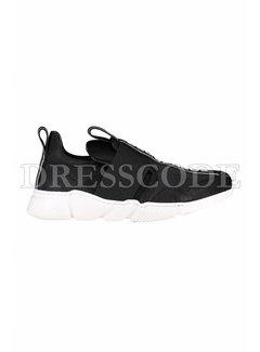 1. DSQUARED2 Dsquared2 runner met merknaam Zwart