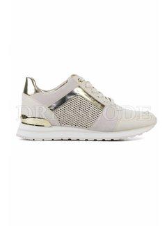 9. MICHAEL KORS Michael Kors sneaker Billie trainer Beige