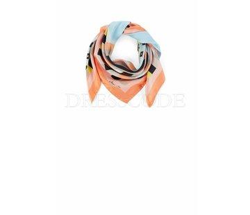MARC CAIN Marc Cain zijden sjaal vierkant Multicolor