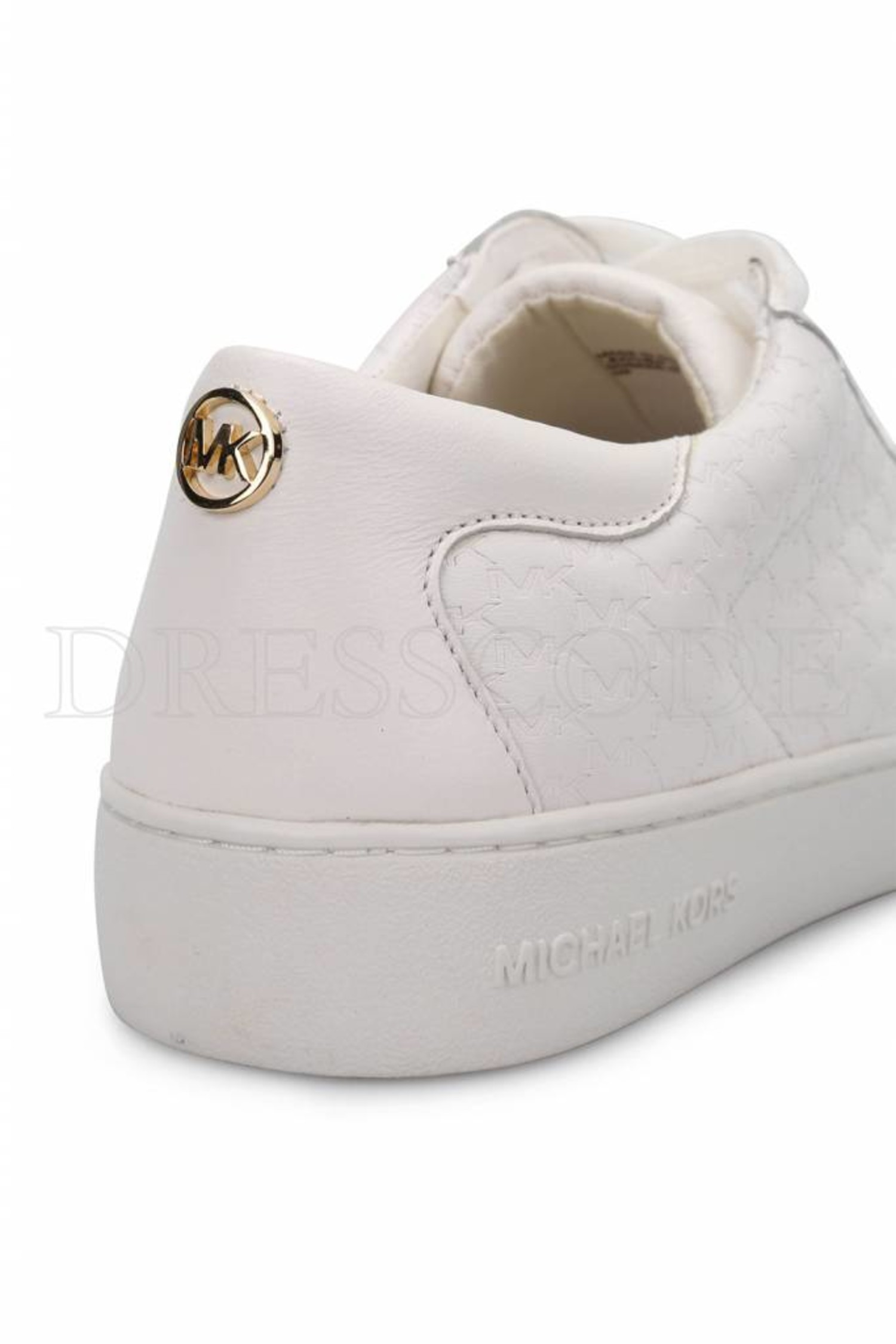 Michael Kors wit Colby sneaker