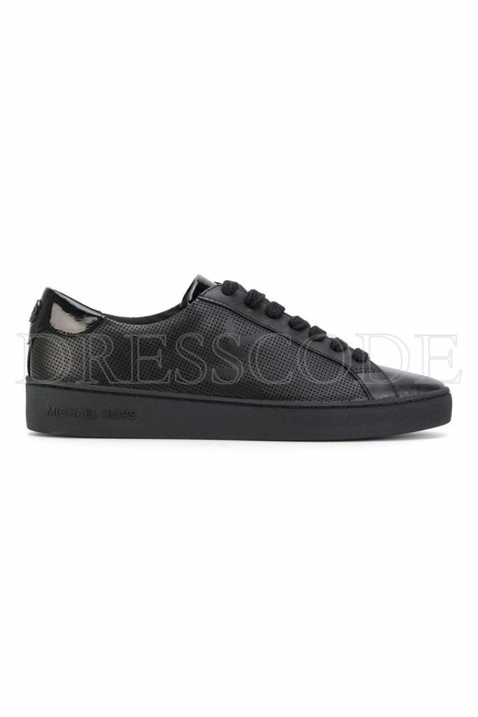 38cc875a9a7 Michael Kors zwarte Irving Lace Up sneaker - Dresscode