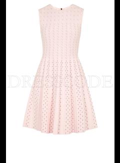 TED BAKER Ted Baker uitlopende jurk Vellia Roze