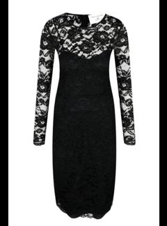 2. ELISABETTA FRANCHI Elisabetta Franchi kanten jurk