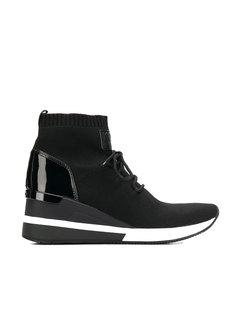 9. MICHAEL KORS Michael Kors Skyler Lace up bootie sneaker