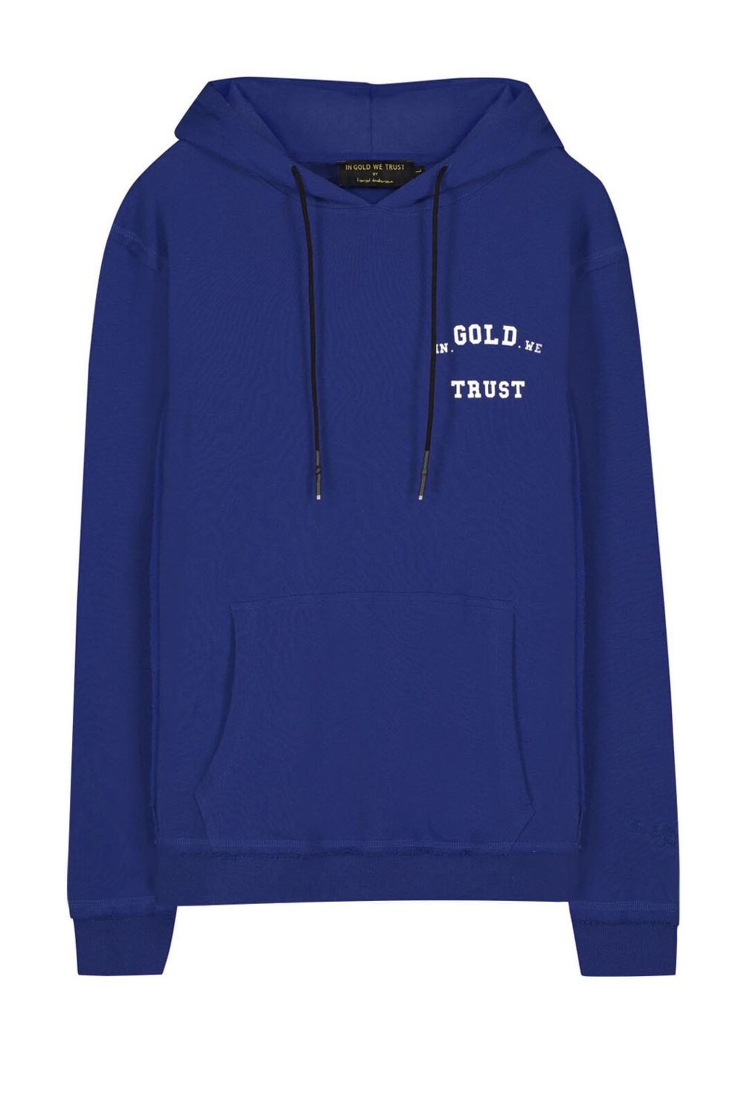 In gold we trust hoodie The Notorious IGWTH011 Dresscode