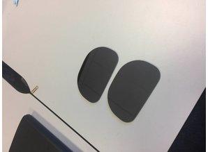 glas  bestemd voor de spoxx instructie spiegel