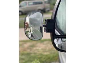 Trailer mirror Camper