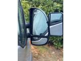 extra XL spiegel voor camper