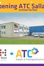 Nieuwe huisstijl en opening Arbeids- & TrainingsCentrum Salland