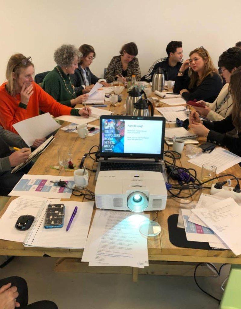 Workshop de wondere wereld van Facebook