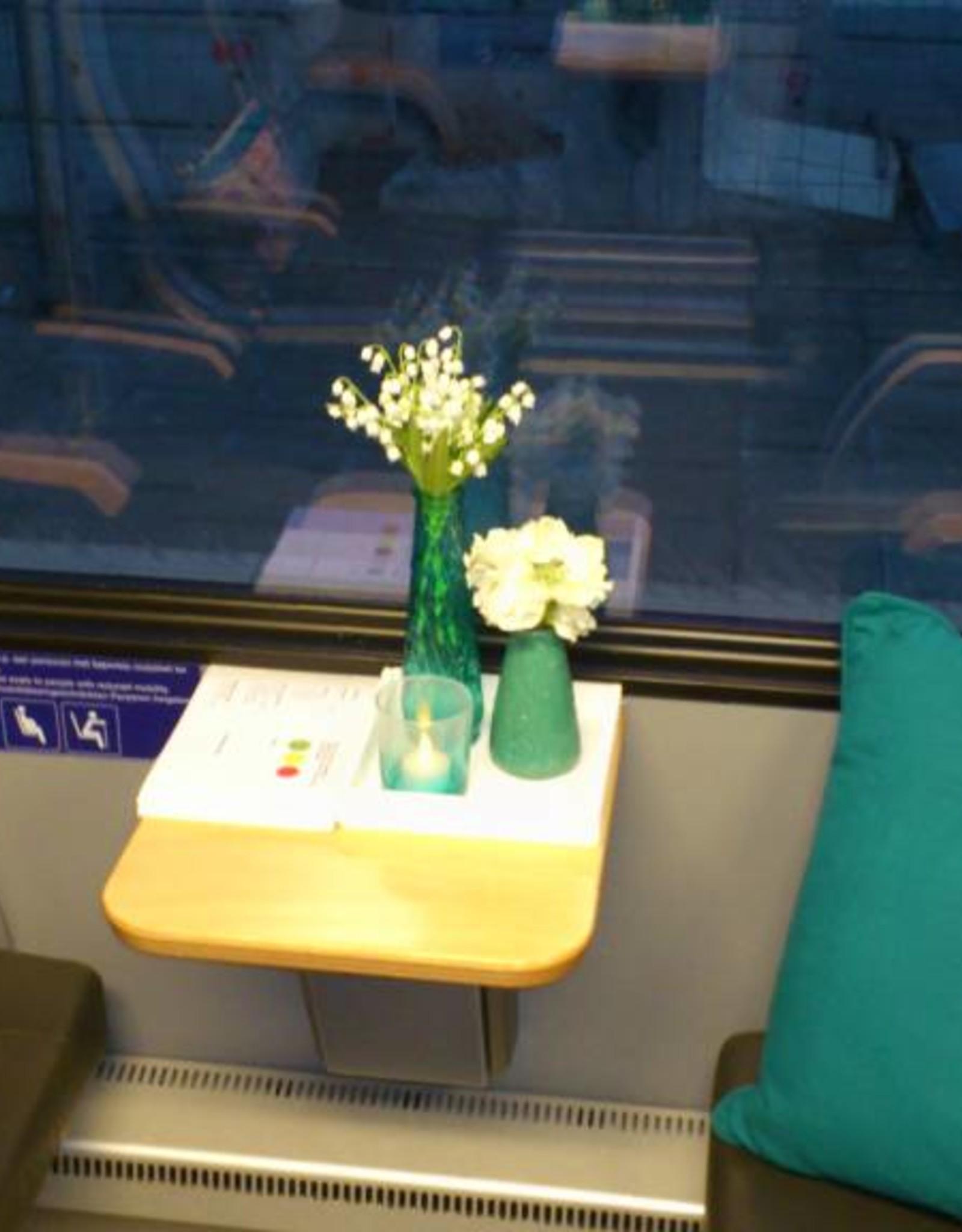Klantenpanel in de trein
