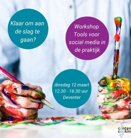 Workshop tools voor social media