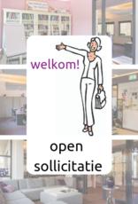 Open sollicitatie