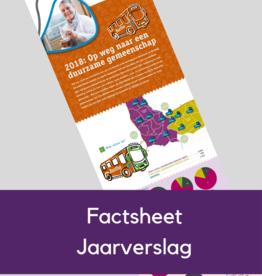 Factsheet jaarverslag