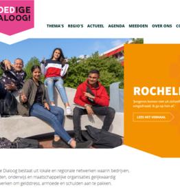Nieuwe website Moedige Dialoog