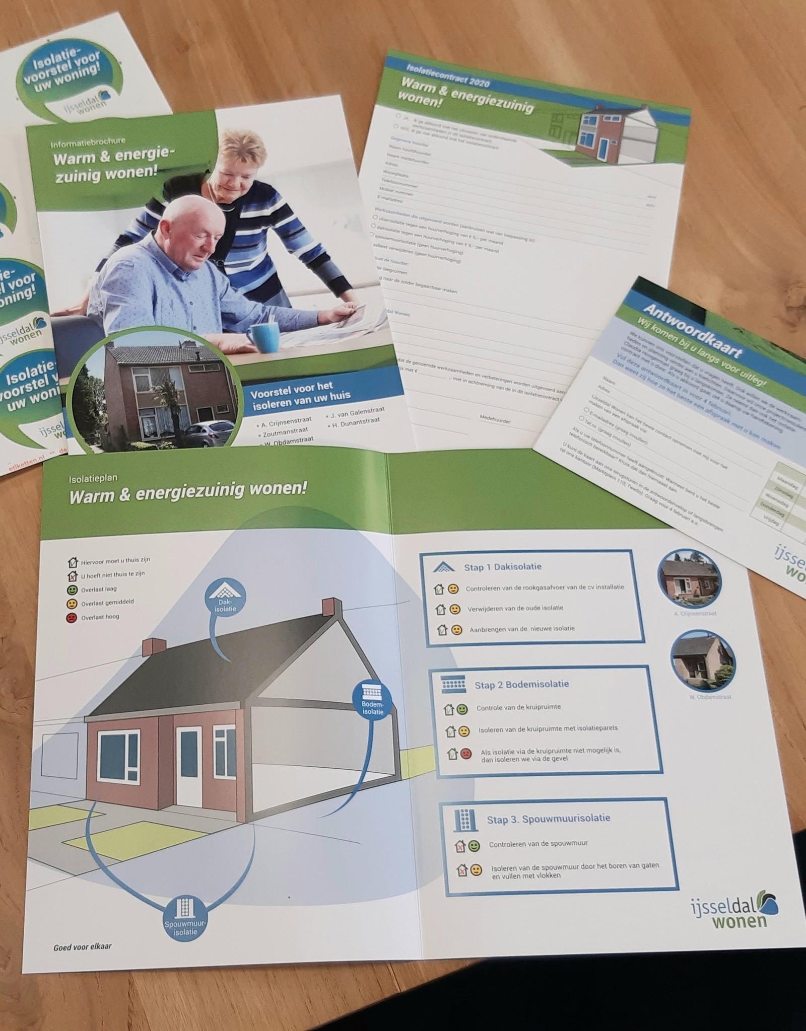 Bewonerscommunicatie IJsseldal Wonen