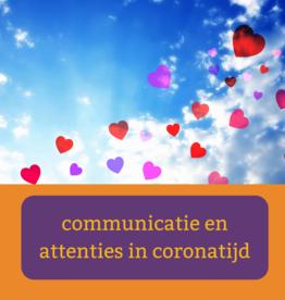 Communicatie en attenties in Coronatijd