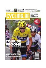 Cycling.be Cycling.be magazine augustus 2013