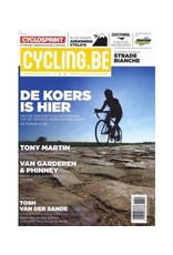 Cycling.be Cycling.be magazine april 2013