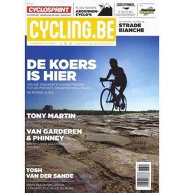 Cycling.be Cycling.be april 2013
