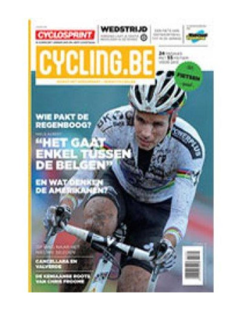 Cycling.be Cycling.be magazine januari 2013