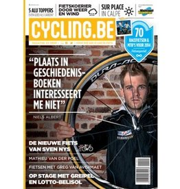 Cycling.be Cycling.be januari 2014