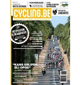 Cycling.be Cycling.be februari 2014