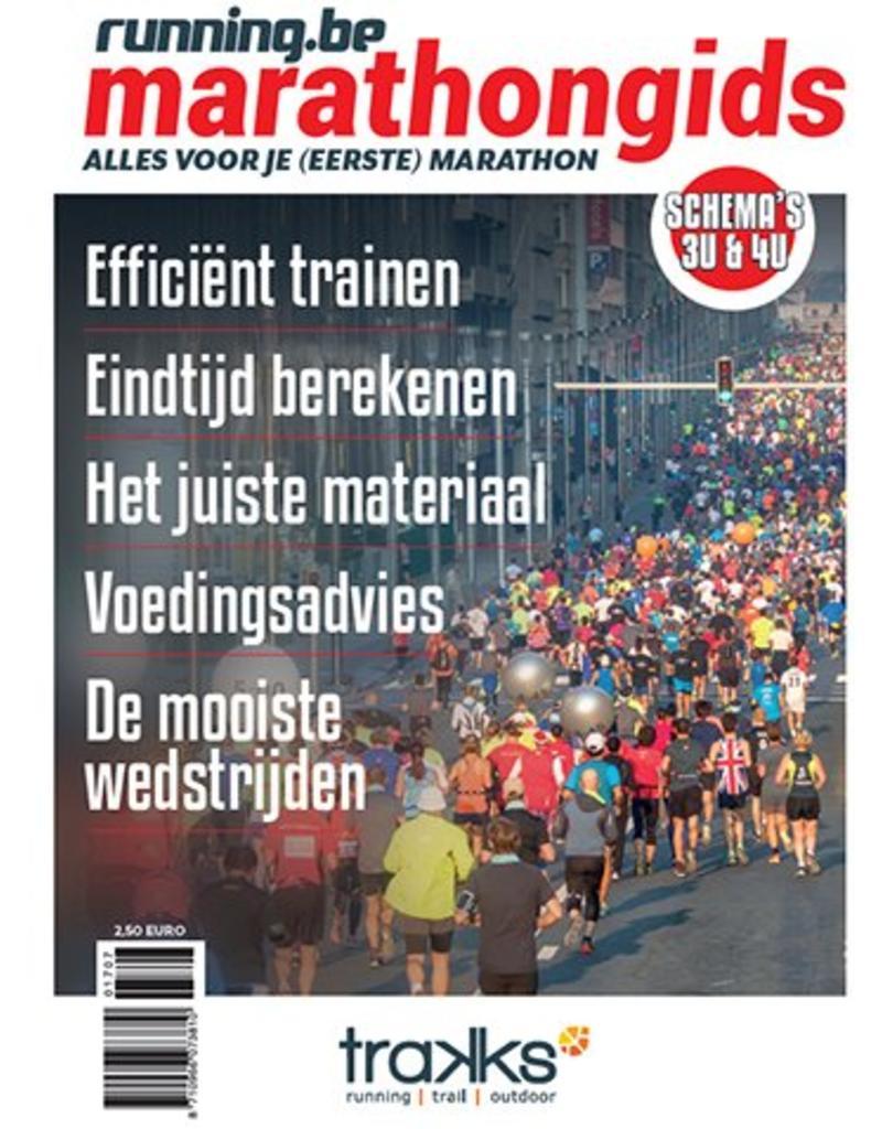 Running.be Running.be marathongids november 2017