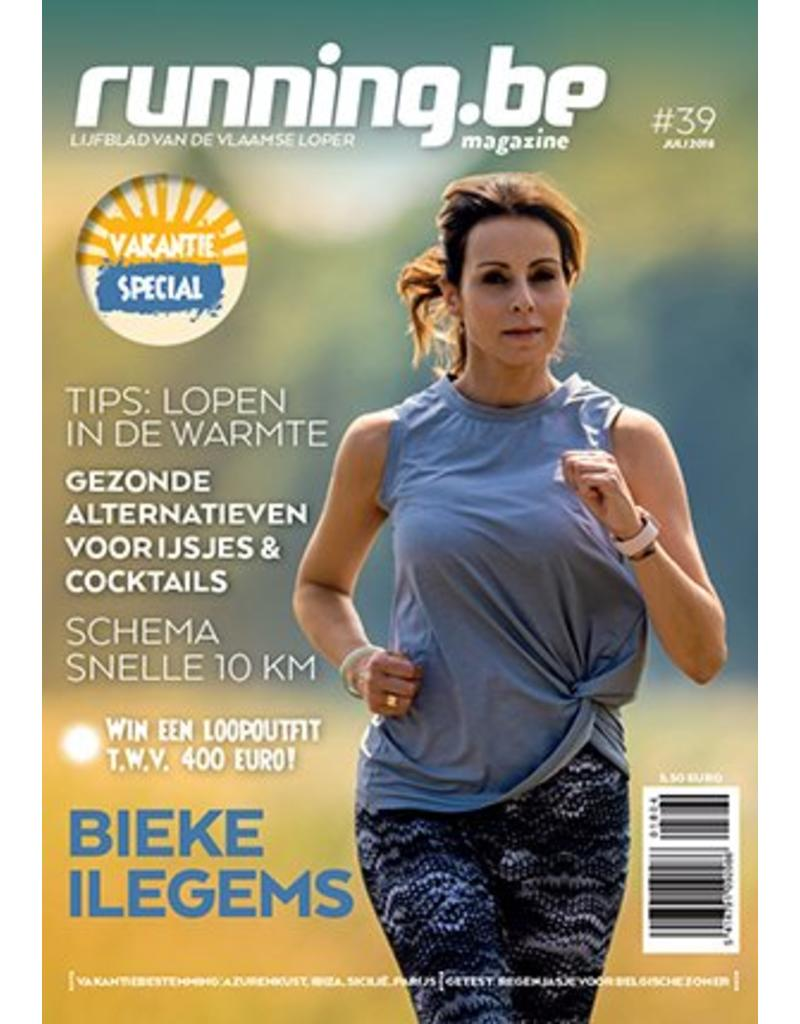 Running.be Running.be magazine juli 2018