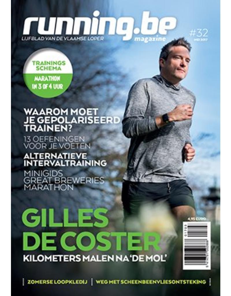 Running.be Running.be magazine mei 2017