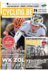 Cycling.be Cycling.be magazine januari 2016