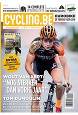 Cycling.be Cycling.be magazine oktober 2015