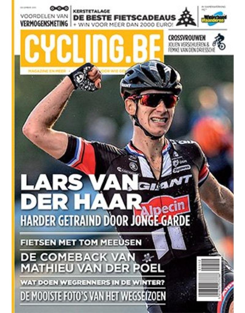 Cycling.be Cycling.be magazine december 2015