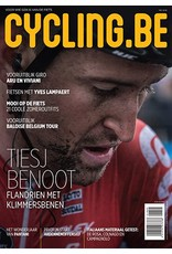 Cycling.be Cycling.be magazine mei 2018