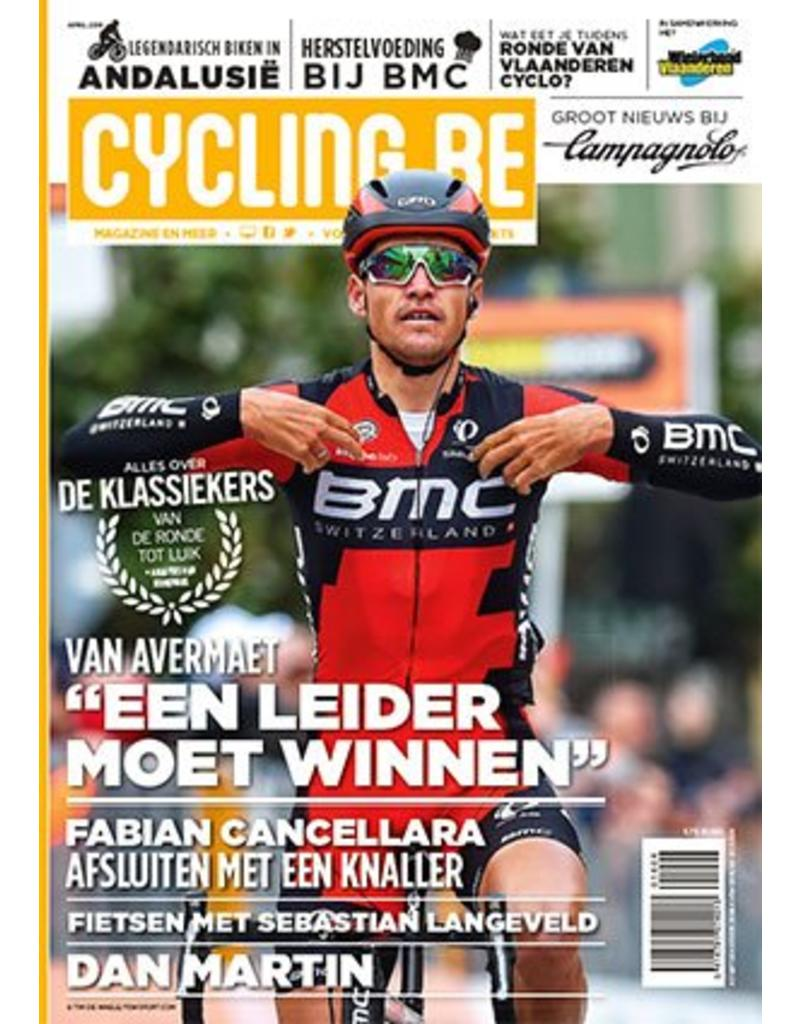 Cycling.be Cycling.be magazine april 2016