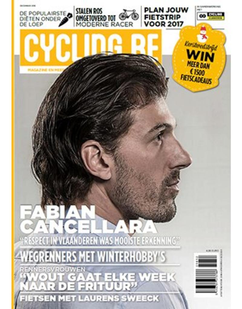 Cycling.be Cycling.be magazine december 2016