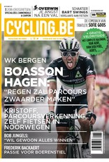Cycling.be Cycling.be magazine september 2017