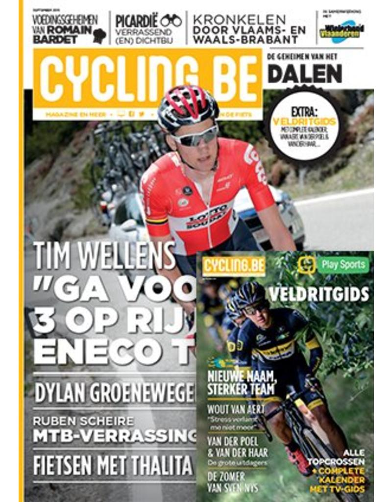 Cycling.be Cycling.be magazine september2016