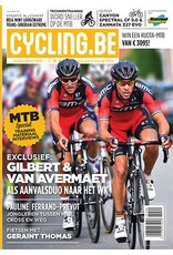 Cycling.be Cycling.be magazine september 2015