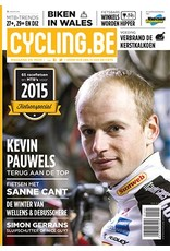 Cycling.be Cycling.be magazine januari 2015