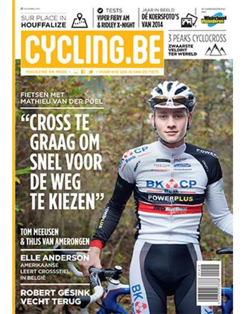 Cycling.be Cycling.be magazine december 2014
