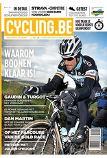 Cycling.be Cycling.be magazine april 2014