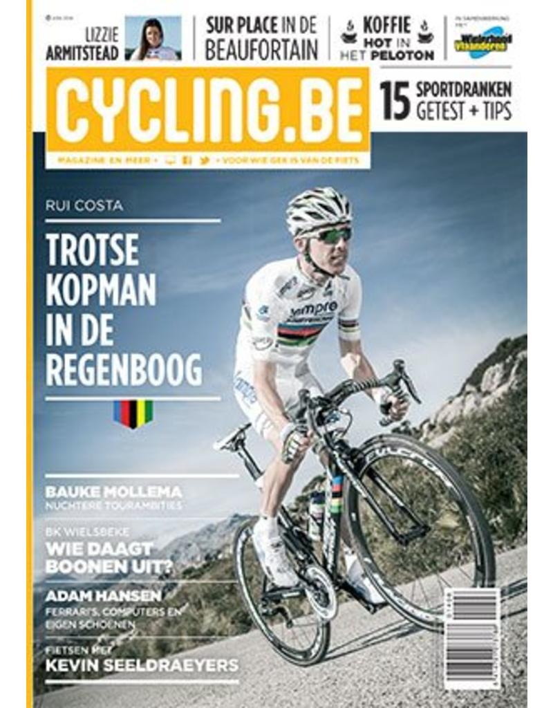 Cycling.be Cycling.be magazine juni 2014