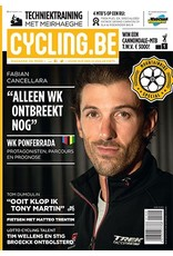 Cycling.be Cycling.be magazine september 2014