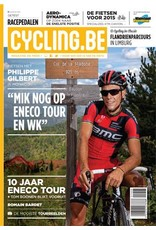 Cycling.be Cycling.be magazine augustus 2014