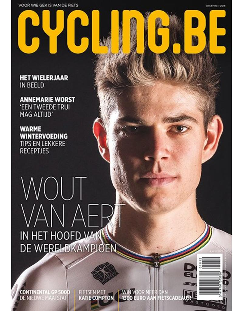 Cycling.be Cycling.be magazine december 2018