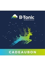 B-Tonic cadeaubon twv €25